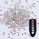 billiga Dekaler-Nail Smycken Nail Art Design Mode / 3D Dagligen
