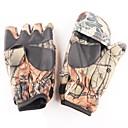 Χαμηλού Κόστους Fishing Gloves-Διατηρείτε Ζεστό / Προστατευτικό Spandex Φθινόπωρο / Χειμώνας Ψάρεμα