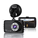 billige Bil-DVR-t660 liten øye dash kamera dvr 170 grader 3,0 lcd bil for drivere full HD 1080 p opptaker kamera med nattesyn g-sensor