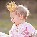 Χαμηλού Κόστους Παιδικά Αξεσουάρ Κεφαλής-Νήπιο Γιούνισεξ Άλλα Αξεσουάρ Μαλλιών Χρυσό Ένα Μέγεθος / Κεφαλόδεσμοι