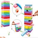Χαμηλού Κόστους Θήκες / Καλύμματα για Xiaomi-Τουβλάκια Παιχνίδια στοίβαξης Πύργοι έτοιμοι να καταρρεύσουν Κλασσικό Θέμα συμβατό Legoing Επαγγελματικό Αλληλεπίδραση γονέα-παιδιού Ισορροπία Κλασσικό Κλασσικό & Διαχρονικό Αγορίστικα Κοριτσίστικα