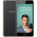 """Χαμηλού Κόστους Παιχνίδια που Διώχνουν το Στρες-NUBIA M2 Lite 5.5 inch """" 4G Smartphone (3GB + 64GB 13 mp MediaTek MT6750 3000 mAh mAh) / 1280x720"""