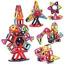 Χαμηλού Κόστους Μαγνητικά τουβλάκια-Μαγνητικό μπλοκ Μαγνητικά πλακίδια Τουβλάκια 40 pcs Οχήματα Γάτα Αυτοκίνητο Μεταμορφώσιμος Αλληλεπίδραση γονέα-παιδιού Κλασσικό Αγορίστικα Κοριτσίστικα Παιχνίδια Δώρο