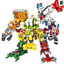 baratos Blocos de Montar-Blocos de Construir Conjunto de construção de brinquedos Brinquedo Educativo Super-Heróis Guerreiro Pessoas compatível Legoing Adorável Fabricado à Mão Anime Para Meninos Para Meninas Brinquedos Dom