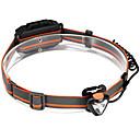 billiga Hundkläder-ANOWL LS2233 Pannlampor Framljus till cykel 200 lm LED LED 1 utsläpps 3 Belysning läge Bärbar Professionell Camping / Vandring / Grottkrypning Vardagsanvändning Dykning / Sjöliv Svart / Orange