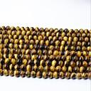 baratos Miçangas-Jóias DIY 65 pçs Contas Cristal Amarelo Redonda Bead 0.6 cm faça você mesmo Colar Pulseiras