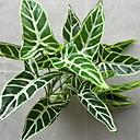 baratos Flores Artificiais & Vasos-Flores artificiais 1 Ramo Estilo Moderno Pastoril Estilo Plantas Flor de Mesa