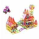 ราคาถูก บล็อกตัวต่อแม่เหล็ก-บล็อกแม่เหล็ก แผ่นแม่เหล็ก Building Blocks 30-382 pcs Yuna Architecture เด็กผู้ชาย เด็กผู้หญิง Toy ของขวัญ