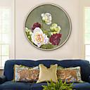 ราคาถูก Novelty Lighting-กรอบภาพแคนวาส ชุดกรอบภาพ - ลวดลายดอกไม้ / เกี่ยวกับพฤษศาสตร์ Plastic ภาพประกอบ ศิลปะผนัง