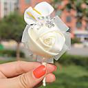 """povoljno Cvijeće za vjenčanje-Cvijeće za vjenčanje Boutonnieres Vjenčanje Zabave Saten 2.76 """"(Approx.7cm)"""