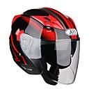 ราคาถูก หมวกกันน็อกจักรยานยนต์-AIS R1-708 เปิดหน้า ผู้ใหญ่ ทุกเพศ หมวกกันน็อครถจักรยานยนต์ Wind Proof / Shockproof / ป้องกันรังสียูวี