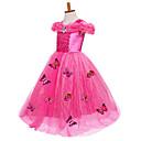 Χαμηλού Κόστους Αντρικά Αξεσουάρ-Πριγκίπισσα Cinderella Παραμυθιού Φορέματα Κοστούμι πάρτι Παιδικά Μεσοφόρι Βραδινής τουαλέτας Mesh Γενέθλια Χριστούγεννα Halloween Μασκάρεμα Γιορτές / Διακοπές Μείγμα Μεταξιού / Βαμβακιού