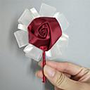 """povoljno Svadbeni ukrasi-Cvijeće za vjenčanje Boutonnieres Vjenčanje Zabave Saten 4.33 """"(Approx.11cm)"""