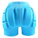 povoljno Klizačke haljine-Kratke hlače sa zaštitom od udarca / Podstavljene kratke hlače sa steznikom za Skijanje / Klizanje na ledu Protective Vježba Crn / Watermelon / Sky blue