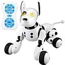Χαμηλού Κόστους Ηλεκτρονικά κατοικίδια-2.4G Wireless Remote Control Smart Dog Ηλεκτρονικά κατοικίδια Σκύλοι Ζώο Τραγούδι Χορός Περπάτημα Βαθμός Α ABS Πλαστικό Αγορίστικα Κοριτσίστικα Παιχνίδια Δώρο