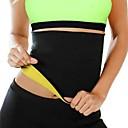 billiga Kragar, selar och koppel-Stödförband för rygg för Fitness Löpning Herr Dam Smal Skyddande Andningsfunktion Stretch Kompression Enkel på- och avklädning Sport