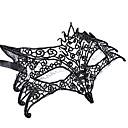 billiga Masker-Halloweenmaskar Flätat tyg Artistisk / Retro Klassisk Elegant & Lyxig Trädgårdstema Klassisker Tema Semester Sagotema Romantik Vuxna Pojkar Flickor