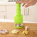 povoljno Vanjski telefoni-Stainless Steel + Plastic Alati za češnjak Kreativna kuhinja gadget Kuhinjski pribor Alati Nova kuhinjska oprema Češnjak 1pc