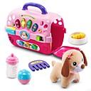 Χαμηλού Κόστους Παιχνίδια ρόλων και επαγγέλματα-Παιχνίδια ρόλων και επαγγέλματα Σκύλοι Οικογένεια Ζώο Τραγούδι Ομιλία Αλληλεπίδραση γονέα-παιδιού Βαθμός Α ABS Πλαστικό Παιδικά Αγορίστικα Κοριτσίστικα Παιχνίδια Δώρο