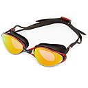 billiga Sensorer-Simglasögon Vattentät Anti-Dimma Justerbar storlek Anti-UV Reptåligt Stöttålig Kiselgel PC Svart Blå Ljusrosa Grå Ljusrosa Ljusblå