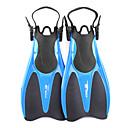 ราคาถูก อุปกรณ์ดำน้ำ-WHALE ดำน้ำตีนกบ ตีนกบ Short Blade Adjustable Strap การว่ายน้ำ การดำน้ำ Snorkeling ยาง - สำหรับ ผู้ใหญ่ สีเหลือง แดง ฟ้า