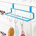Χαμηλού Κόστους Αποθηκευτικός χώρος κουζίνας-1pc Ράφια & Στγρίγματα Ανοξείδωτο Ατσάλι Εύκολο στη χρήση