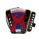 billiga Leksaksinstrument-Dragspel Musikinstrument Musik Pojkar Flickor Barn Vuxna Leksaker Present