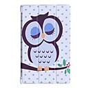Χαμηλού Κόστους Μοδάτο Κολιέ-tok Για BLU Kindle Fire hd 10(7th Generation, 2017 Release) με βάση στήριξης Πλήρης Θήκη Γεωμετρικά σχήματα / Πύργος του Άιφελ / Κουκουβάγια Σκληρή PU δέρμα