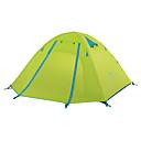 ราคาถูก เต้นท์และเต้นท์ผ้าใบกันแดด-Naturehike 2 คน เต้นท์สำหรับแบ๊คแพค กลางแจ้ง กันน้ำ กันน้ำฝน ระบายอากาศได้ดี ดับเบิล useless Dome เต็นท์แคมปิ้ง 2000-3000 mm สำหรับ การตกปลา ชายหาด แคมป์ปิ้ง ไฟเบอร์กลาส 200*130*100 cm