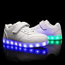 Χαμηλού Κόστους LED Παπούτσια-Αγορίστικα / Κοριτσίστικα LED / Ανατομικό / Φωτιζόμενα παπούτσια Δερματίνη Αθλητικά Παπούτσια Τα μικρά παιδιά (4-7ys) / Μεγάλα παιδιά (7 ετών +) Περπάτημα Κορδόνια / Γάντζος & Θηλιά / LED / Άνοιξη