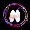povoljno Dekor i noćno svjetlo-BRELONG® 1 par Svjetleće cipele Gumb Baterija pogonjena Ukras / Kreativna novost