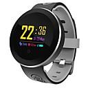 baratos Smartwatches-YY-Q8PRO Masculino Relógios Alarme Relógio Multifunções Relógio inteligente Android iOS Bluetooth Controle de APP Calorias Queimadas Tora de Exercicio Pedômetros Sensor de Frequência Cardíaca Pulso