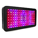 billiga Fiskbeten och flugor-1set 240 W 120 LED-pärlor Fullt Spektrum Panelglödlampa Röd 85-265 V