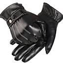 povoljno Auto unutrašnja svjetla-Sportski Cijeli prst Muškarci Moto rukavice Umjetna koža/Polyurethane Leather Ugrijati Podstava od flisa Sportski