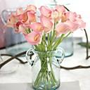 Χαμηλού Κόστους Ψεύτικα Λουλούδια-Ψεύτικα λουλούδια 5 Κλαδί Ευρωπαϊκό Ευρωπαϊκό Στυλ Κάλλες Λουλούδι για Τραπέζι