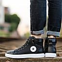 povoljno Muške čizme-Muškarci Udobne cipele Mikrovlakana Proljeće / Jesen Čizme Čizme gležnjače / do gležnja Crn / Plava / Žutomrk / Vanjski / Fashion Boots / EU40