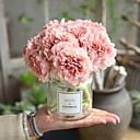Χαμηλού Κόστους Ψεύτικα Λουλούδια-Ψεύτικα λουλούδια 5 Κλαδί Γάμος Λουλούδια Γάμου Παιώνιες Λουλούδι για Τραπέζι