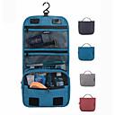 זול תיקי טיולים-ארגונית נסיעות / תיק קוסמטיקה / תיקי דחיסה לחסכון בשטח קיבולת גבוהה / עמיד למים / אחסון לטיולים מזוודה PVC / PU נסיעות