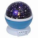 billiga Lys upp leksaker-LED-belysning Projektorlampa Galax och stjärnhimmel Ljusglimmer Romantisk Leksaker Present
