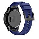 billige Andre telefonsaker-Klokkerem til Fenix 5x Garmin Moderne spenne Silikon Håndleddsrem