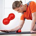 billige Abstrakte malerier-Massasjeball 6 tommer (ca. 15cm) Diameter PVC Smertelindring Dypmassasje til vev og muskler Trigger punkt Yoga & Danse Sko Pilates Trening & Fitness Til Herre Dame