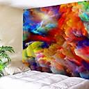 billige Wall Tapestries-Arkitektur Veggdekor polyester Vintage Veggkunst, Veggtepper Dekorasjon