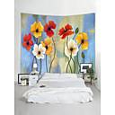 Χαμηλού Κόστους Τοιχογραφία-Θέμα Κήπος Τοπίο Wall Διακόσμηση 100% Πολυέστερ Σύγχρονο Μοντέρνα Wall Art, Ταπετσαρίες τοίχου Διακόσμηση