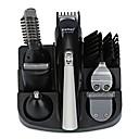 billige Nøkkelringgaver-Kemei Hair Trimmers til Damer og Herrer 100-240 V Lav lyd / 5 i 1 / Lett og praktisk