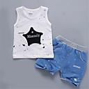 povoljno Tote torbe-Dijete koje je tek prohodalo Dječaci Color block Komplet odjeće Obala
