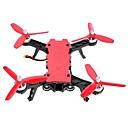 Χαμηλού Κόστους Τ/Κ Quadcopters & Με Πολλαπλούς Έλικες-RC Ρομποτάκι MJX B8PRO 4 Κανάλι 6 άξονα 2,4 G Ελικόπτερο RC με τέσσερις έλικες Ελικόπτερο RC με Tέσσερις έλικες / Τηλεχειριστήριο / 1 Καλώδιο USB