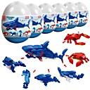 ราคาถูก บล็อกอาคาร-Building Blocks 237 pcs Animal ที่เข้ากันได้ Legoing ความเครียดและความวิตกกังวลบรรเทา ของเล่นที่บีบอัด Toy ของขวัญ