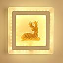Χαμηλού Κόστους Ξεπλύνετε φώτα τοίχο Όρος-Πρωτότυπο Φωτιστικά Τοίχου με Εικόνα Υπνοδωμάτιο / Δωμάτειο Μελέτης / Γραφείο / Εσωτερικό Μέταλλο Wall Light 220-240 V 13 W / Ενσωματωμένο LED