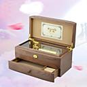 ราคาถูก กล่องดนตรี-RHYMES กล่องดนตรี ดนตรี วันวาเลนไทน์ ผู้ใหญ่ Teen ของขวัญ ทุกเพศ ของขวัญ