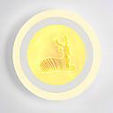 billige Flush Mount-lamper-Original Bilde Veglys Soverom / Leserom / Kontor / Innendørs Metall Vegglampe 220-240V 13 W / Integrert LED